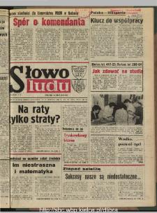 Słowo Ludu : dziennik Polskiej Zjednoczonej Partii Robotniczej, 1990 R.XLI, nr 136