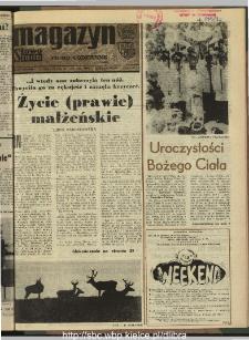 Słowo Ludu : dziennik Polskiej Zjednoczonej Partii Robotniczej, 1990 R.XLI, nr 137 (magazyn)