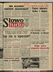 Słowo Ludu : dziennik Polskiej Zjednoczonej Partii Robotniczej, 1990 R.XLI, nr 139