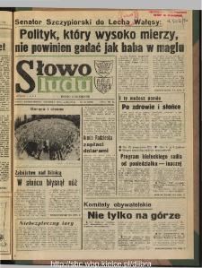 Słowo Ludu : dziennik Polskiej Zjednoczonej Partii Robotniczej, 1990 R.XLI, nr 150