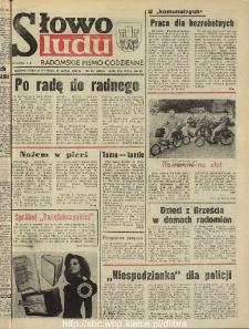 Słowo Ludu : dziennik Polskiej Zjednoczonej Partii Robotniczej, 1990 R.XLI, nr 164 (radomskie pismo codzienne)