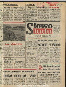Słowo Ludu : dziennik Polskiej Zjednoczonej Partii Robotniczej, 1990 R.XLI, nr 165
