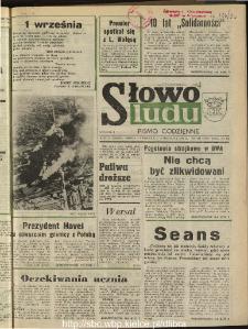Słowo Ludu : dziennik Polskiej Zjednoczonej Partii Robotniczej, 1990 R.XLI, nr 203