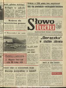 Słowo Ludu : dziennik Polskiej Zjednoczonej Partii Robotniczej, 1990 R.XLI, nr 207 (radomskie pismo codzienne)