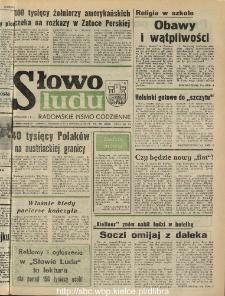 Słowo Ludu : dziennik Polskiej Zjednoczonej Partii Robotniczej, 1990 R.XLI, nr 209 (radomskie pismo codzienne)