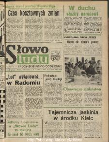 Słowo Ludu : dziennik Polskiej Zjednoczonej Partii Robotniczej, 1990 R.XLI, nr 215 (radomskie pismo codzienne)