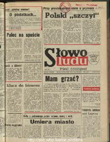 Słowo Ludu : dziennik Polskiej Zjednoczonej Partii Robotniczej, 1990 R.XLI, nr 218