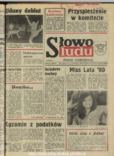 Słowo Ludu : dziennik Polskiej Zjednoczonej Partii Robotniczej, 1990 R.XLI, nr 222
