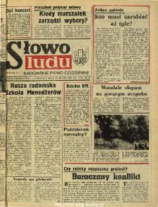 Słowo Ludu : dziennik Polskiej Zjednoczonej Partii Robotniczej, 1990 R.XLI, nr 229 (radomskie pismo codzienne)