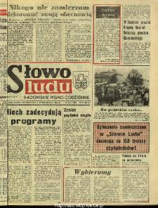 Słowo Ludu : dziennik Polskiej Zjednoczonej Partii Robotniczej, 1990 R.XLI, nr 234 (radomskie pismo codzienne)