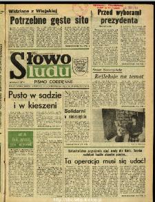 Słowo Ludu : dziennik Polskiej Zjednoczonej Partii Robotniczej, 1990 R.XLI, nr 239 (radomskie pismo codzienne)