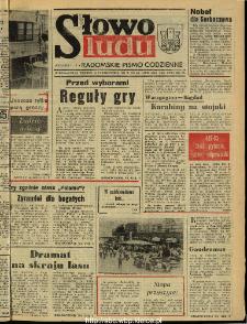 Słowo Ludu : dziennik Polskiej Zjednoczonej Partii Robotniczej, 1990 R.XLI, nr 241 (radomskie pismo codzienne)