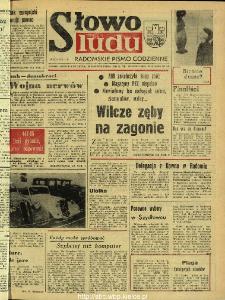 Słowo Ludu : dziennik Polskiej Zjednoczonej Partii Robotniczej, 1990 R.XLI, nr 243 (radomskie pismo codzienne)