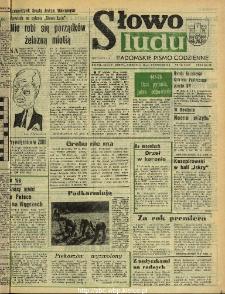Słowo Ludu : dziennik Polskiej Zjednoczonej Partii Robotniczej, 1990 R.XLI, nr 245 (radomskie pismo codzienne)
