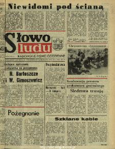 Słowo Ludu : dziennik Polskiej Zjednoczonej Partii Robotniczej, 1990 R.XLI, nr 249 (radomskie pismo codzienne)