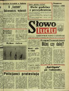 Słowo Ludu : dziennik Polskiej Zjednoczonej Partii Robotniczej, 1990 R.XLI, nr 253 (radomskie pismo codzienne)