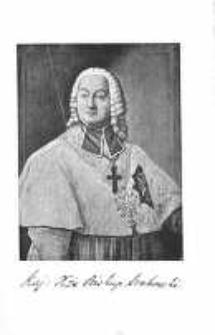 Biskup Kajetan Sołtyk : 1715-1788
