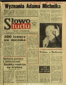 Słowo Ludu : dziennik Polskiej Zjednoczonej Partii Robotniczej, 1990 R.XLI, nr 260