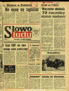 Słowo Ludu : dziennik Polskiej Zjednoczonej Partii Robotniczej, 1990 R.XLI, nr 263