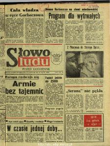Słowo Ludu : dziennik Polskiej Zjednoczonej Partii Robotniczej, 1990 R.XLI, nr 269