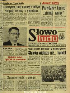 Słowo Ludu : dziennik Polskiej Zjednoczonej Partii Robotniczej, 1990 R.XLI, nr 270 (radomskie pismo codzienne)