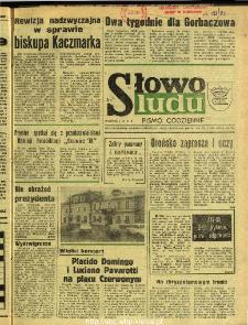 Słowo Ludu : dziennik Polskiej Zjednoczonej Partii Robotniczej, 1990 R.XLI, nr 274