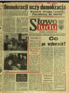 Słowo Ludu : dziennik Polskiej Zjednoczonej Partii Robotniczej, 1990 R.XLI, nr 275