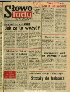 Słowo Ludu : dziennik Polskiej Zjednoczonej Partii Robotniczej, 1990 R.XLI, nr 278