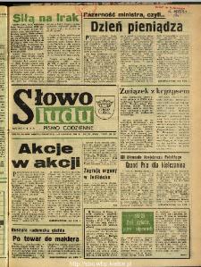 Słowo Ludu : dziennik Polskiej Zjednoczonej Partii Robotniczej, 1990 R.XLI, nr 280