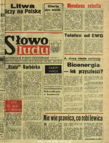 Słowo Ludu : dziennik Polskiej Zjednoczonej Partii Robotniczej, 1990 R.XLI, nr 283 (radomskie pismo codzienne)