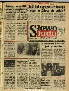 Słowo Ludu : dziennik Polskiej Zjednoczonej Partii Robotniczej, 1990 R.XLI, nr 284