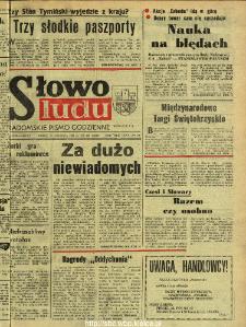 Słowo Ludu : dziennik Polskiej Zjednoczonej Partii Robotniczej, 1990 R.XLI, nr 289 (radomskie pismo codzienne)