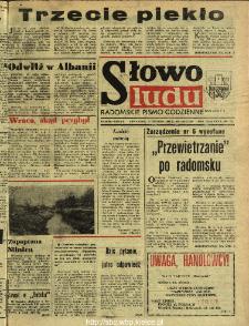 Słowo Ludu : dziennik Polskiej Zjednoczonej Partii Robotniczej, 1990 R.XLI, nr 290 (radomskie pismo codzienne)
