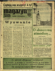 Słowo Ludu : dziennik Polskiej Zjednoczonej Partii Robotniczej, 1990 R.XLI, nr 291 (magazyn)