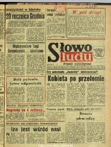 Słowo Ludu : dziennik Polskiej Zjednoczonej Partii Robotniczej, 1990 R.XLI, nr 293