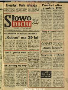 Słowo Ludu : dziennik Polskiej Zjednoczonej Partii Robotniczej, 1990 R.XLI, nr 294