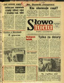 Słowo Ludu : dziennik Polskiej Zjednoczonej Partii Robotniczej, 1990 R.XLI, nr 295