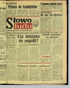 Słowo Ludu : dziennik Polskiej Zjednoczonej Partii Robotniczej, 1991 R.XLII, nr 8 (radomskie pismo codzienne)