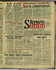 Słowo Ludu : dziennik Polskiej Zjednoczonej Partii Robotniczej, 1991 R.XLII, nr 18