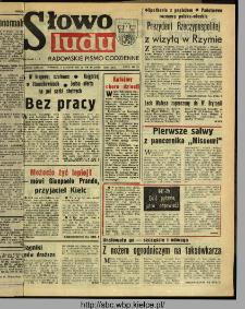 Słowo Ludu : dziennik Polskiej Zjednoczonej Partii Robotniczej, 1991 R.XLII, nr 30 (radomskie pismo codzienne)