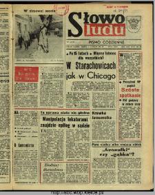 Słowo Ludu : dziennik Polskiej Zjednoczonej Partii Robotniczej, 1991 R.XLII, nr 31