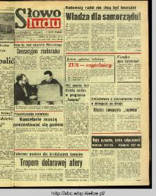 Słowo Ludu : dziennik Polskiej Zjednoczonej Partii Robotniczej, 1991 R.XLII, nr 43 (radomskie pismo codzienne)