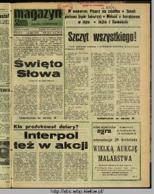 Słowo Ludu : dziennik Polskiej Zjednoczonej Partii Robotniczej, 1991 R.XLII, nr 45 (magazyn)