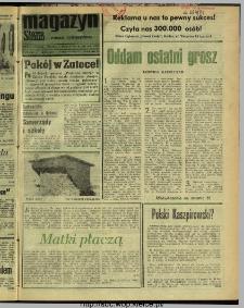 Słowo Ludu : dziennik Polskiej Zjednoczonej Partii Robotniczej, 1991 R.XLII, nr 51 (magazyn)