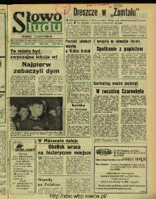 Słowo Ludu : dziennik Polskiej Zjednoczonej Partii Robotniczej, 1991 R.XLII, nr 98