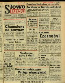 Słowo Ludu : dziennik Polskiej Zjednoczonej Partii Robotniczej, 1991 R.XLII, nr 99