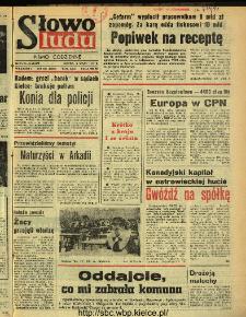 Słowo Ludu : dziennik Polskiej Zjednoczonej Partii Robotniczej, 1991 R.XLII, nr 105