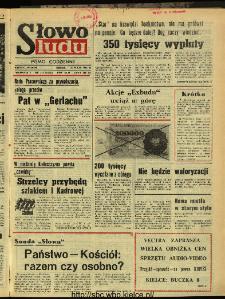 Słowo Ludu : dziennik Polskiej Zjednoczonej Partii Robotniczej, 1991 R.XLII, nr 111