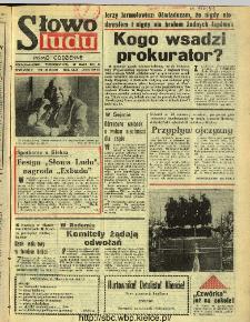 Słowo Ludu : dziennik Polskiej Zjednoczonej Partii Robotniczej, 1991 R.XLII, nr 121