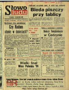 Słowo Ludu : dziennik Polskiej Zjednoczonej Partii Robotniczej, 1991 R.XLII, nr 123